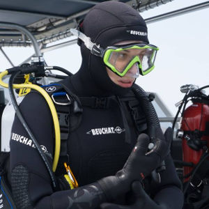 Indy Dive Center Scuba Diver